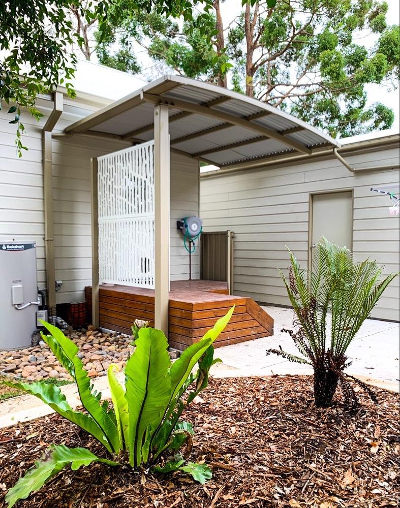 Backyard Pergola - Sydney